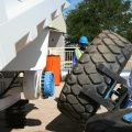 MV U40D -TH Tyre Handler 2